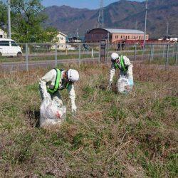 平成29年度 国道18号上田バイパス美化活動実施状況