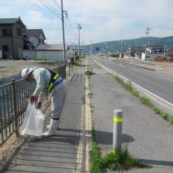 令和元年度 国道18号上田バイパス美化活動実施状況